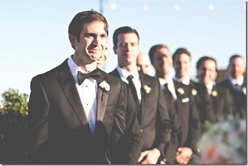 tearful groom