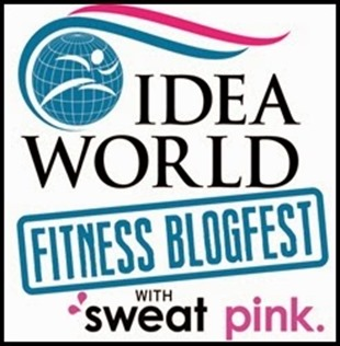 Idea World Fitness BlogFest