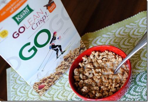 Kashi Crisp Cereal