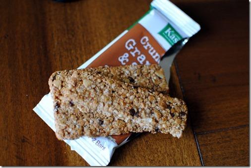 Kashi Crunchy Chocolate Chip Granola Bar
