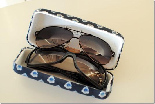 Vera Bradley Sunglasses Case