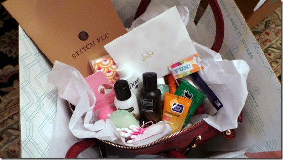 StitchFix Gift Box