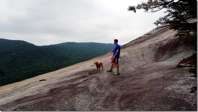 Stone Mountain Hike