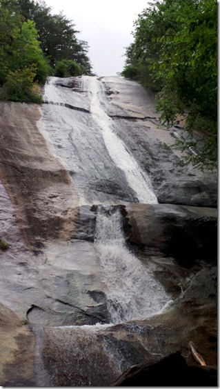 Stone Mountain Waterfall