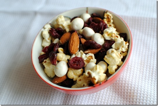 Sweet Lover's Trail Mix