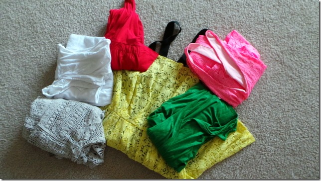 giveaway clothes