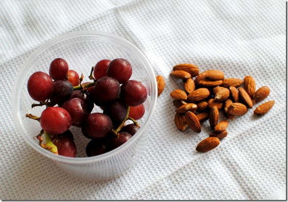 Grapes and Almonds