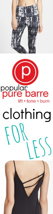Popular Pure Barre Clothing Brands For Less