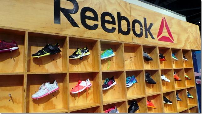 Reebok Expo