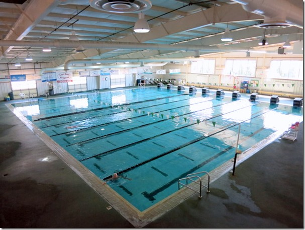 charlotte aquatic center