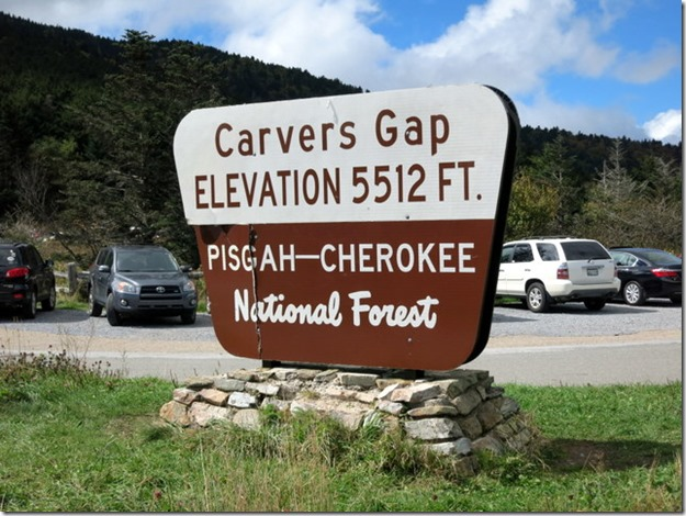 Carvers Gap