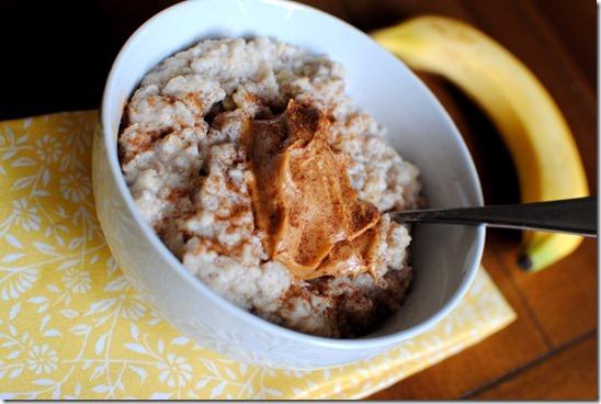 Egg White Oatmeal Recipe