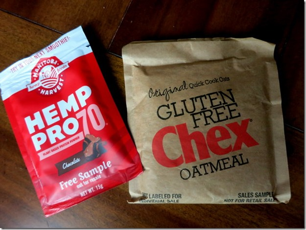 Gluten Free Protein Oatmeal