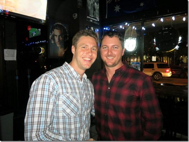 Ryan and Daniel