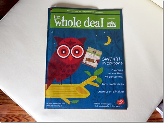 whole deal newsletter