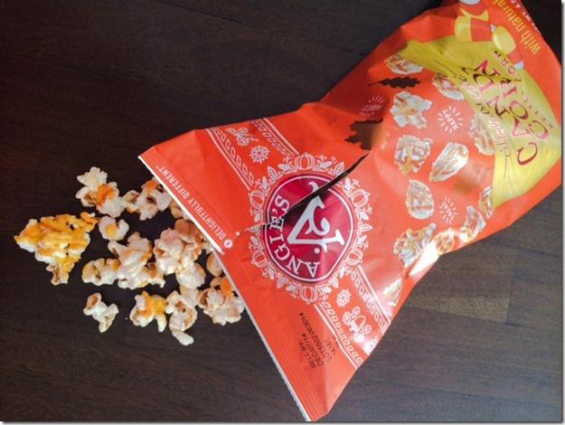 Angie's Candy Corn Popcorn
