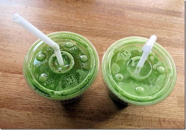 Etai's Green Juice