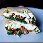 Homemade Starbucks Spinach Feta Wrap Recipe