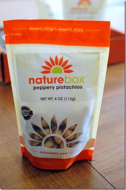 Nature Box Pistachios