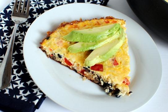 Fiesta Frittata Recipe