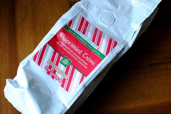 Fresh Market Peppermint Creme Coffee