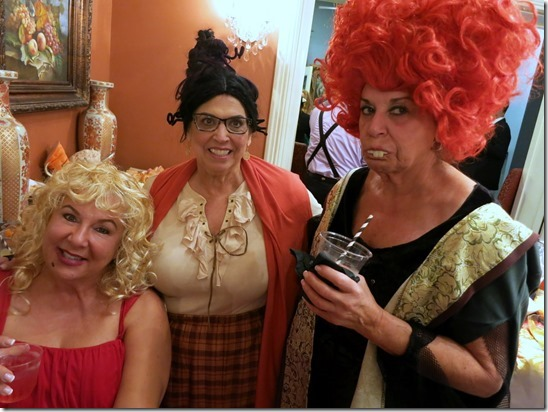 Sanderson Sisters Costumes