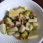 pear honey walnut