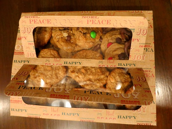 Christmas Cookie Exchange Box