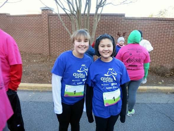 Girls On The Run Girls