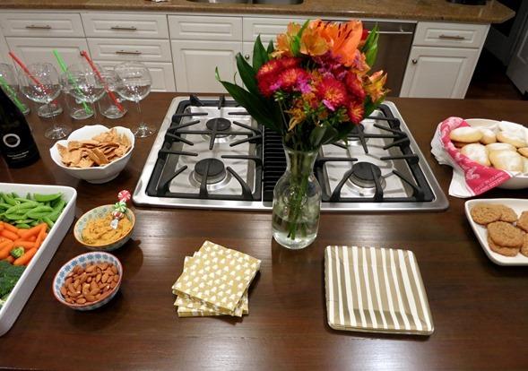 Holiday Plates and Napkins