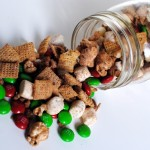 Hot Cocoa Chex Mix