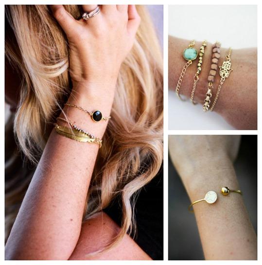 Shine Project Bracelets
