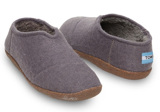 TOMS Mens Slippers
