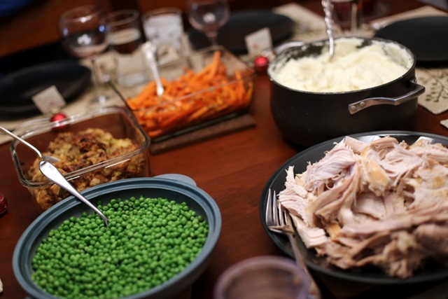 Thanksgiving for Christmas