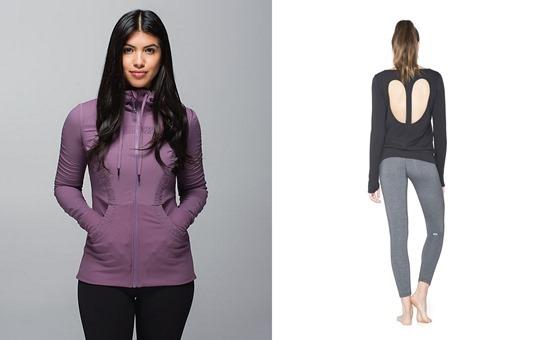 lululemon studio jacket splits 59 open back pullover