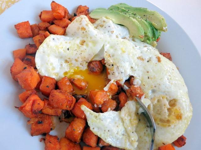 Healthy Breakfast Potatoes