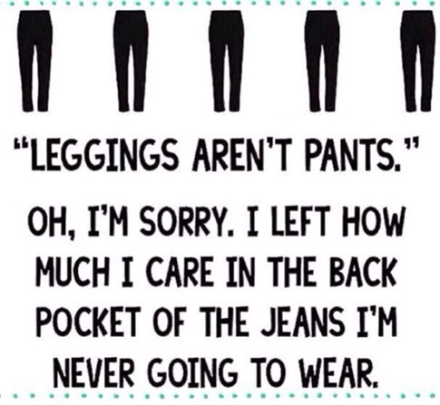 Leggings Love