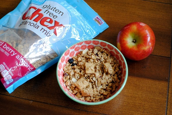 Chex granola