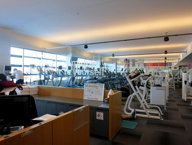 General Mills Gym