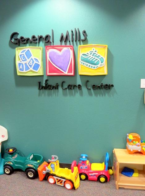 General Mills Infant Care