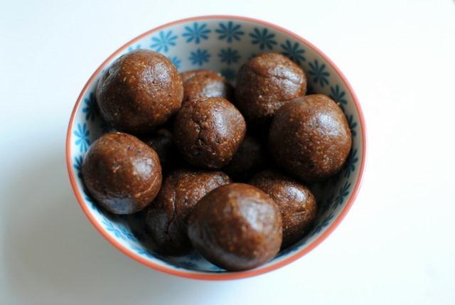 Healthy Homemade Energy Balls