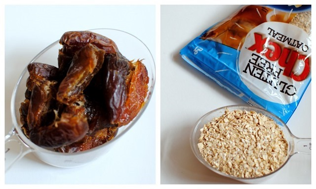 dates and oats