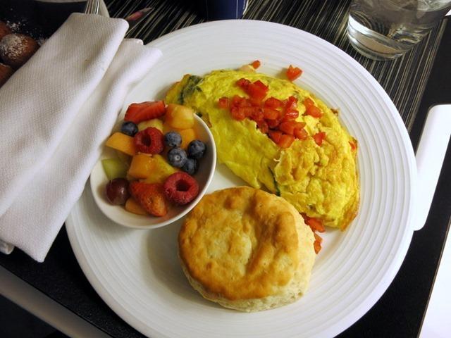 room service omelet