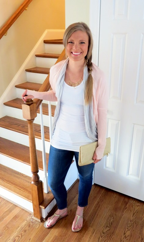 Calia by Carrie Underwood Sweater and Top