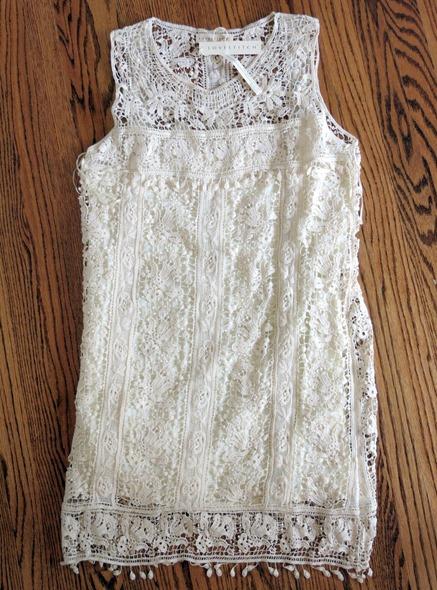 LoveStitch Lace Dress