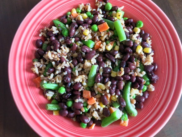 Veggie Black Bean Bowl