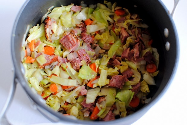 corned beef soup recipe