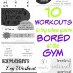 10 Workouts To Try When You