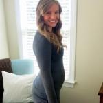 24 weeks pregnant