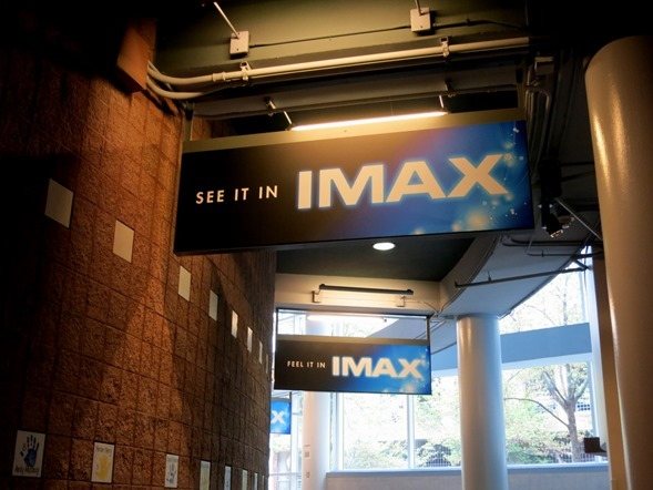 IMAX Discovery Place Charlotte